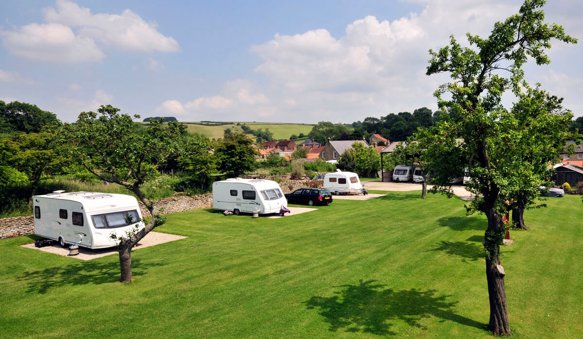 North Yorkshire adults only caravan park