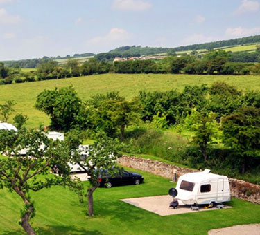 North Yorkshire Moors Camping
