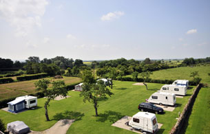 North Yorkshire Moors caravan park